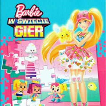 Ameet - Barbie w świecie gier. Filmowe wyklejanki