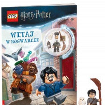 Ameet - Lego Harry Potter. Witaj w Hogwarcie