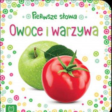 Aksjomat - Pierwsze słowa maluszka. Owoce i warzywa