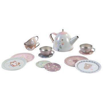 Little Dutch Zestaw metalowy Tea set Adventure 2002034