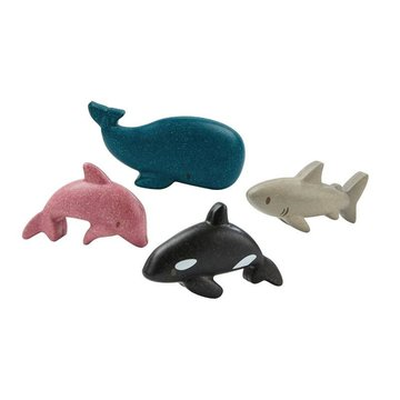 Zestaw zwierząt morskich, Plan Toys