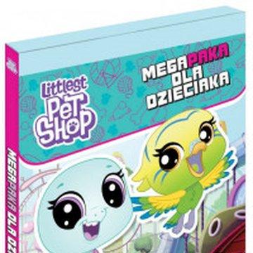 Egmont - Littlest Pet Shop. Megapaka dla dzieciaka