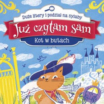 Aksjomat - Już czytam sam. Kot w Butach