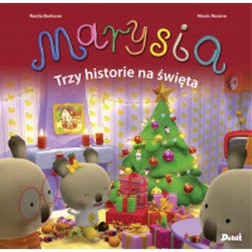 Wydawnictwo Debit - Marysia. Trzy historie na święta