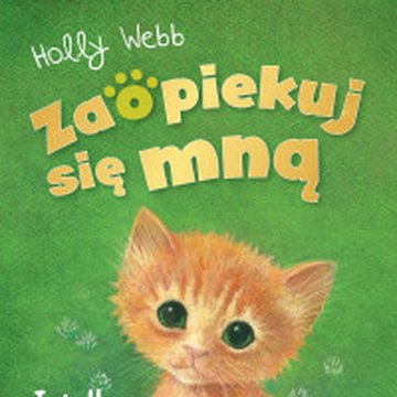 Zielona Sowa - Zaopiekuj się mną. Igiełka, uratowany kotek
