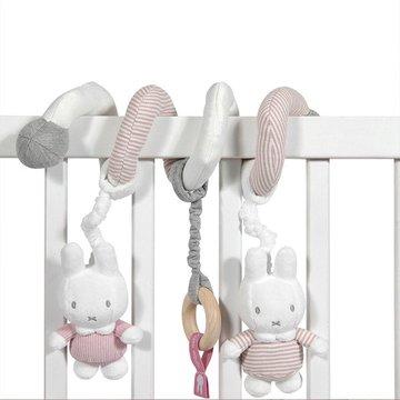 Tiamo Miffy Pink Babyrib Spiralka NIJN640