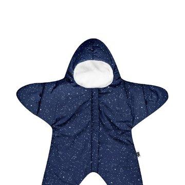 Baby Bites Kombinezon zimowy Star (3-6 miesięcy) Navy Blue BABY BITES