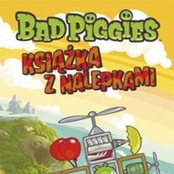 Papilon - Bad Piggies. Książka z nalepkami