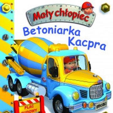 Olesiejuk Sp. z o.o. - Mały chłopiec. Betoniarka Kacpra