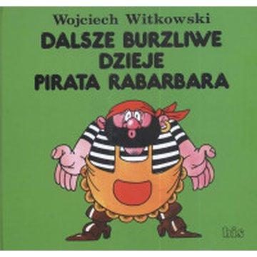 Bis - Dalsze burzliwe dzieje pirata Rabarbara