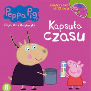 Media Service Zawada - Świnka Peppa. Tom 8. Kapsuła czasu