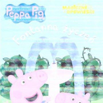 Media Service Zawada - Świnka Peppa. Magiczne opowieści Fontanna życzeń