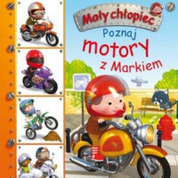 Olesiejuk Sp. z o.o. - Mały chłopiec. Poznaj motory z Markiem