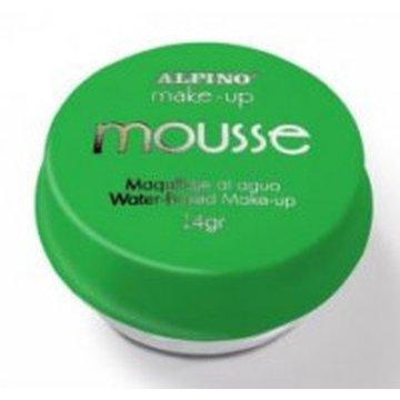 Alpino - Mus do makijażu zielony (14 g)