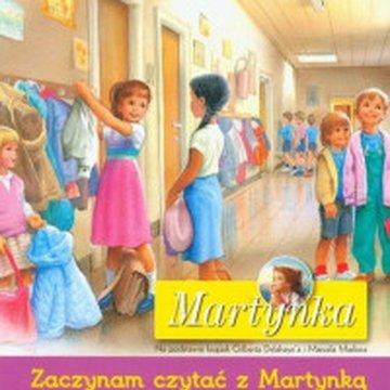 Publicat - Zaczynam czytać z Martynką. Nowa koleżanka