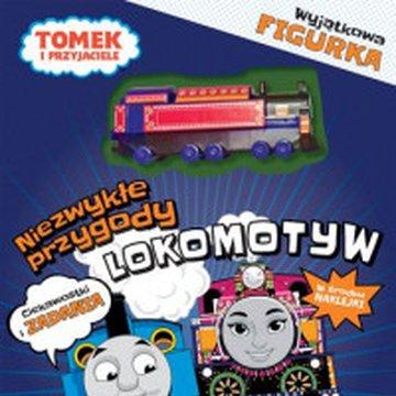 Egmont - Tomek i Przyjaciele. Niezwykłe przygody lokomotyw