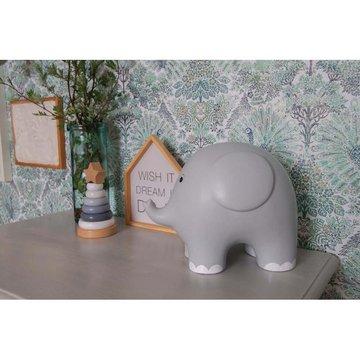 Duża skarbonka szary słoń, Jabadabado JaBaDaBaDo
