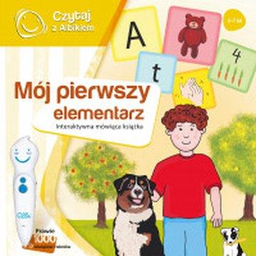 Albi - Czytaj z Albikiem. Interaktywna książka Mój pierwszy elementarz