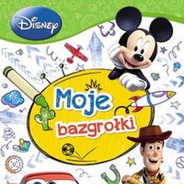 Ameet - Moje bazgrołki. Disney