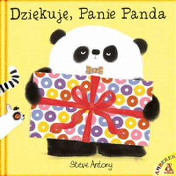Amber - Dziękuję, Panie Panda