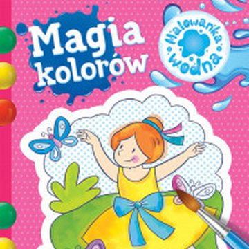 Aksjomat - Malowanka wodna. Magia koloru