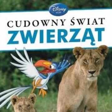 Ameet - Disney. Ucz się z nami. Cudowny świat zwierząt