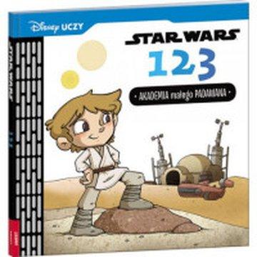 Ameet - Disney Uczy. Star Wars. 1, 2, 3 Akademia małego Padawana