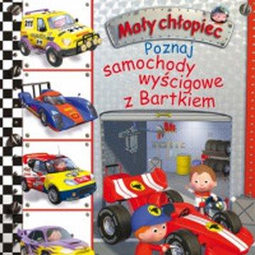 Olesiejuk Sp. z o.o. - Mały chłopiec. Poznaj samochody wyścigowe z Bartkiem