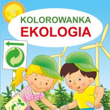 Martel - Kolorowanka. Ekologia