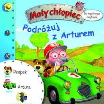 Olesiejuk Sp. z o.o. - Mały chłopiec. Podróżuj z Arturem