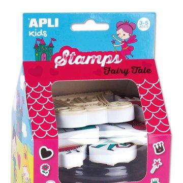 Stempelki Apli Kids - Księżniczka 3+