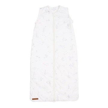Little Dutch Lekki śpiworek bawełniany Ocean White 70 cm TE11320690