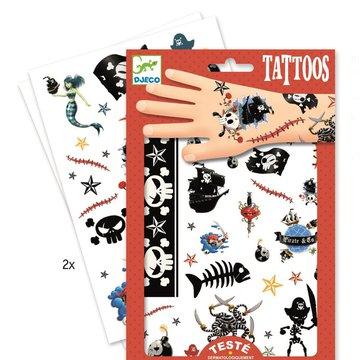 Djeco - Tatuae PIRACI DJ09584