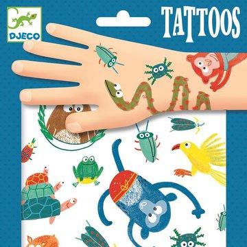Djeco - Tatuae Zwierzaczki DJ09576