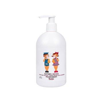 Bubble&CO - Organiczne Mydło w Płynie dla Dzieci, 500 ml, 0m+