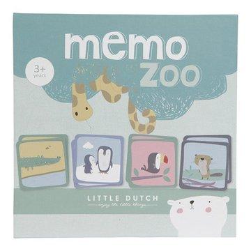 Little Dutch Gra Memory Zoo LD4447