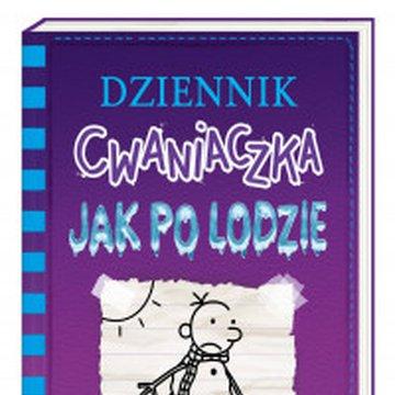 Nasza Księgarnia - Dziennik cwaniaczka. Tom 13. Jak po lodzie