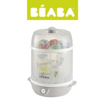 Beaba Stéril'express Sterylizator parowy 2w1 grey
