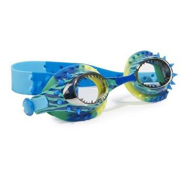 Okulary do pływania, Dinozaur, Niebieskie, Bling2O Bling2o