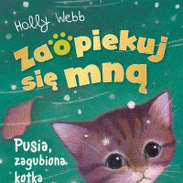 Zielona Sowa - Zaopiekuj się mną. Pusia zagubiona kotka