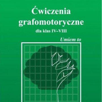Wydawnictwo Pedagogiczne ZNP - Ćwiczenia grafomotoryczne dla klas 4-8
