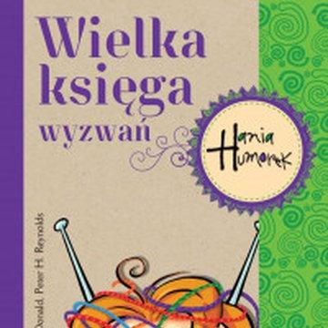 Egmont - Hania Humorek. Wielka księga wyzwań
