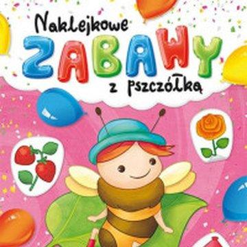 Aksjomat - Naklejkowe zabawy z pszczółką