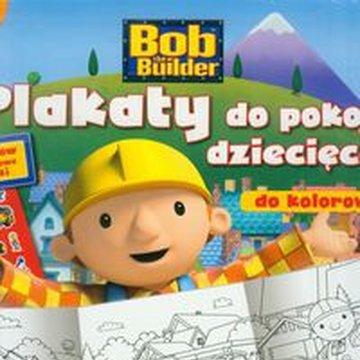 Schwager & Steinlein Verlag - Bob Budowniczy Plakaty do kolorowania