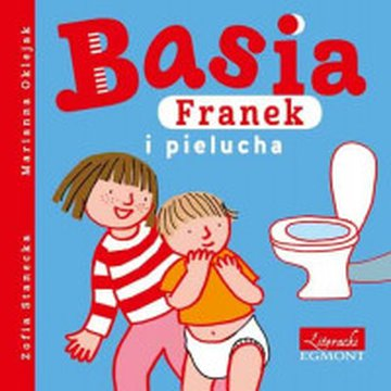Egmont - Basia, Franek i pielucha