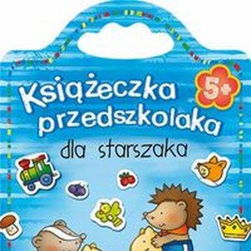 Aksjomat - Książeczka przedszkolaka dla starszaka od 5 lat