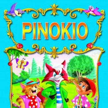 Arti - Czytamy razem. Pinokio
