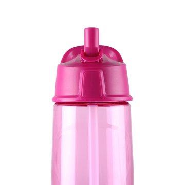 Bidon Flip-Top LittleLife 550ml - Pink