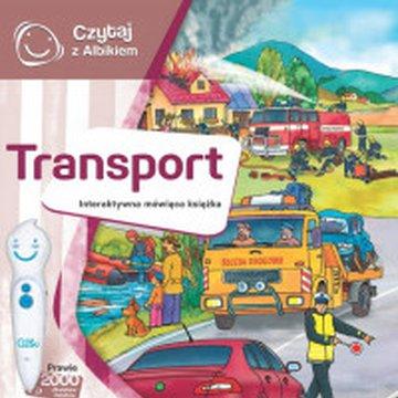 Albi - Transport. Interaktywna mówiąca książka