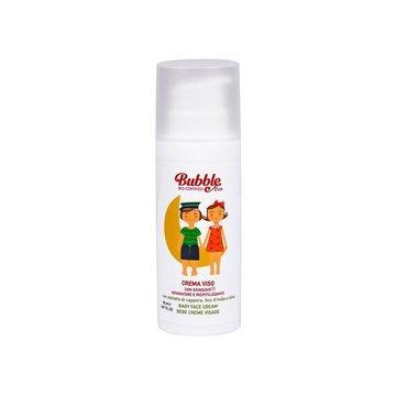 Bubble&CO - Organiczny Krem do Twarzy Dla Dzieci, 50 ml, 0m+